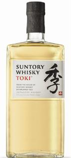 Suntory Toki Japanese Whisky 750ml